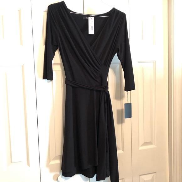 41 Hawthorn Dresses & Skirts - 41 Hawthorn faux wrap dress NWT